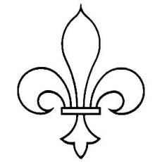 De lis fleur meaning Fleurs French
